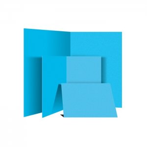 Blue Background Flannelboard, 15'' x 23''  LFV-4010