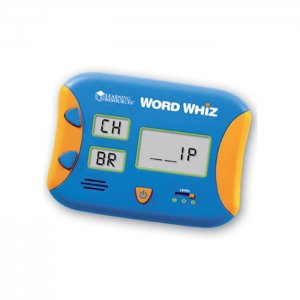 Word Whiz Electronic Flash Card LER9-6964