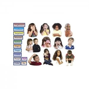 Emotions Flannelboard Set LFV-22214
