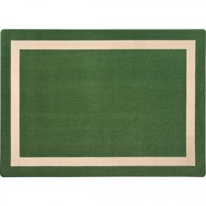"Portrait Theme Area Rug 7'8"" x 10'9"" RECTANGLE Greenfield JC1479D"
