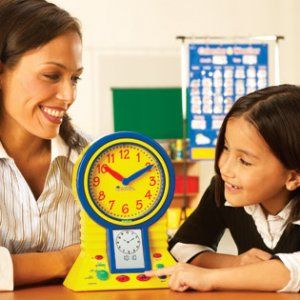 Talking Clever Clock™ LER 2998