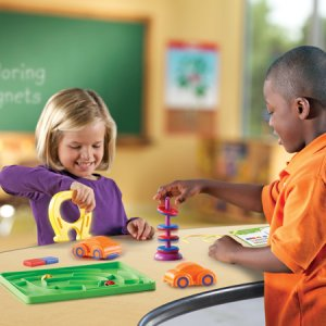 Primary Science Magnet Set LER 3784