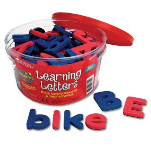Magnetic Learning Letters LER 6304
