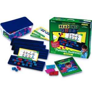Reading Rods Phonemic Awareness Kit LER 7100