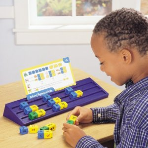 Reading Rods Word Building Kit LER 7102