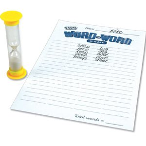 Reading Rods® Word for Word® Phonics Game LER 7180
