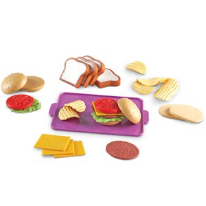 New Sprouts® Super Sandwich Set LER 9261-D