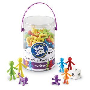 Take 10! Count 'em Up Family Fun Item # LER 9442-D