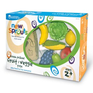 New Sprouts® Fresh Picked Fruit & Veggie Tote LER 9722