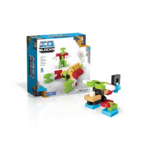Guidecraft™ IO Blocks® 76 Piece Set G9600