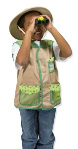 Backyard Explorer Role Play Costume Set  3 - 6 years MD- 4789